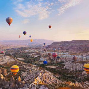تورهای ترکیه پاییز 99