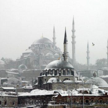 تورهای استانبول زمستان 99