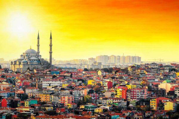تور استانبول ویژه بهار